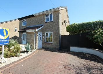 Thumbnail 2 bed semi-detached house for sale in Lakin Drive, Barry