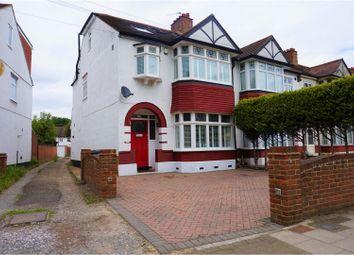 Thumbnail 5 bedroom semi-detached house for sale in Upper Elmers End Road, Beckenham