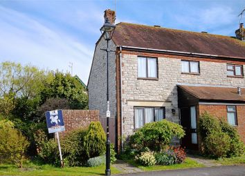 Thumbnail 3 bed end terrace house for sale in Winterbourne Abbas, Dorchester