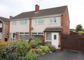 Thumbnail 3 bedroom semi-detached house for sale in Oakleaze Road, Thornbury, Bristol