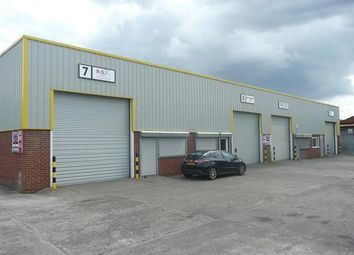Thumbnail Light industrial to let in Unit 7, National Industrial Estate, Bontoft Avenue, Hull, East Yorkshire