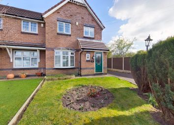Thumbnail 3 bed semi-detached house for sale in Charlock Close, Bootle