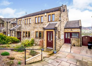 Thumbnail 3 bedroom semi-detached house for sale in Ravens Way, Scholes, Holmfirth