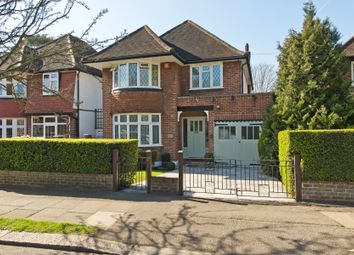Thumbnail 4 bed detached house for sale in Barham Road, London
