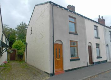 Thumbnail 2 bedroom end terrace house to rent in Chorley Road, Blackrod, Bolton