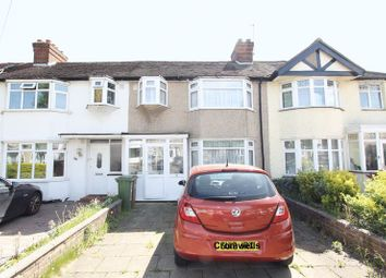 Thumbnail 3 bed terraced house for sale in Marlow Drive, North Cheam, Sutton