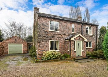 Thumbnail 4 bed detached house for sale in Skirpenbeck, York