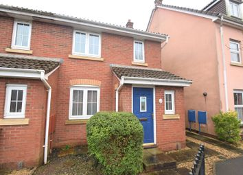 3 bed semi-detached house to rent in Oakfields, Tiverton, Devon EX16