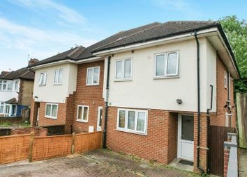 Thumbnail 1 bed flat to rent in Village Way, Pinner