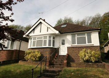 Thumbnail 3 bed detached bungalow to rent in Eley Crescent, Rottingdean, Brighton, East Sussex