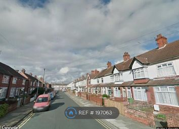 Thumbnail 3 bed terraced house to rent in Fairview Avenue, Cleethorpes