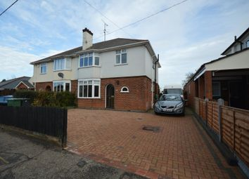 Thumbnail 3 bed semi-detached house for sale in Panfield Lane, Braintree