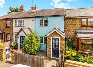Thumbnail 2 bedroom terraced house for sale in Bengeo Street, Bengeo, Hertford