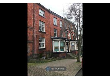 Thumbnail 1 bed flat to rent in St. Edward Street, Leek