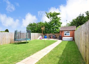 Thumbnail 2 bed semi-detached bungalow for sale in Mayfield Road, Whitfield, Dover, Kent