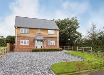 Thumbnail 4 bed detached house to rent in Wood End, Medmenham, Marlow