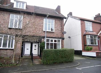 Thumbnail 4 bed end terrace house to rent in Mountfield, Prestwich, Prestwich Manchester