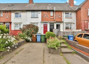Thumbnail 3 bed terraced house for sale in Chesterfield Road North, Mansfield, Nottinghamshire