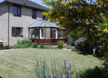 Thumbnail 5 bed detached house for sale in Inchbrakie Drive, Crieff