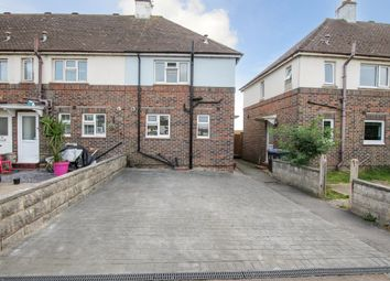 Thumbnail 2 bed end terrace house for sale in Gardner Road, Portslade, Brighton