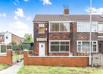 Thumbnail 2 bed semi-detached house for sale in Claude Avenue, Swinton, Manchester