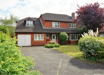 Thumbnail 5 bed detached house for sale in Sitwell Close, Newport Pagnell