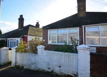 Thumbnail 2 bed semi-detached bungalow to rent in Hamilton Road, Gillingham