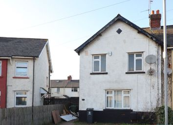 Thumbnail 3 bed end terrace house for sale in Madoc Road, Tremorfa, Cardiff