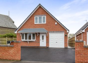 Thumbnail 4 bed bungalow for sale in The Hamlet, South Normanton, Alfreton