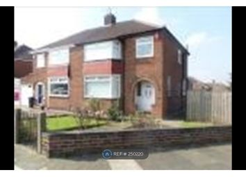 Thumbnail 3 bedroom semi-detached house to rent in The Oval, Middlesbrough