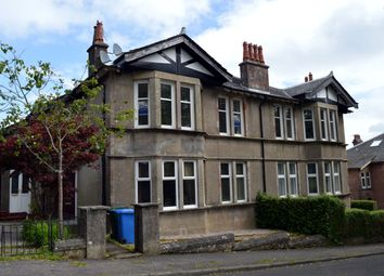 Thumbnail 2 bed flat for sale in 7 Auchnacloich Road, Rothesay, Isle Of Bute