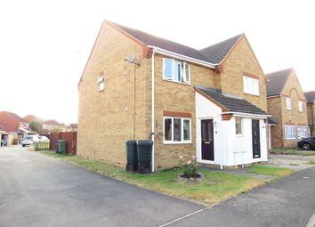 Thumbnail 3 bed semi-detached house for sale in Swanton Close, March