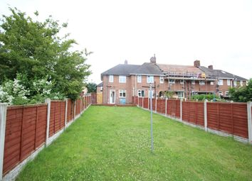 2 bed terraced house for sale in Mauncer Crescent, Woodhouse, Sheffield S13