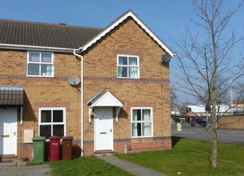 Thumbnail 2 bed end terrace house to rent in Lavender Way, Scunthorpe