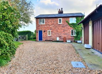 Thumbnail 3 bed cottage to rent in New Lane, Burscough