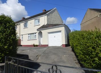 Thumbnail 2 bed semi-detached house for sale in Penmynydd Road, Penlan, Swansea
