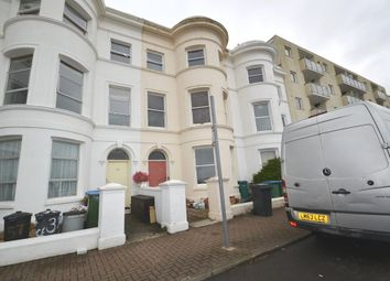 Thumbnail 1 bed flat to rent in South Terrace, Littlehampton, West Sussex