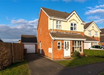 Thumbnail 3 bed detached house for sale in Rookery Avenue, Sleaford, Lincolnshire