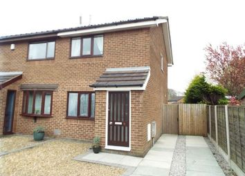 Thumbnail 2 bed semi-detached house for sale in St. Francis Close, Fulwood, Preston, Lancashire