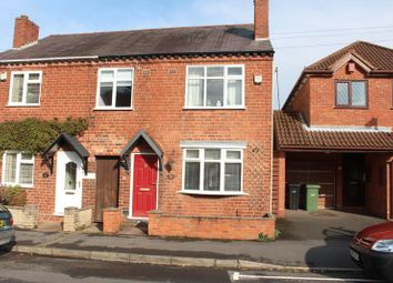 Thumbnail 3 bed semi-detached house for sale in Cross Street, Kingswinford