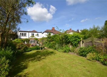 Thumbnail 4 bed detached house for sale in Poplar Avenue, Windlesham, Surrey