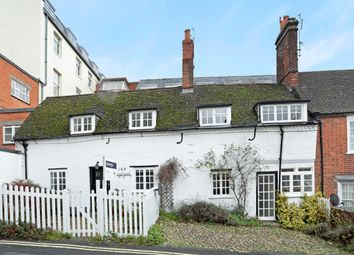Thumbnail 3 bed cottage to rent in Angel Yard, High Street, Marlborough