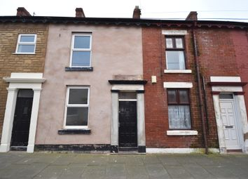 Thumbnail 2 bed terraced house for sale in Percy Street, Blackpool, Lancashire
