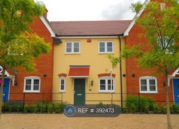 Thumbnail 3 bed terraced house to rent in Brooklands Avenue, Bedford