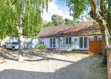 Thumbnail 2 bed bungalow to rent in Kennel Lane, Frensham, Farnham