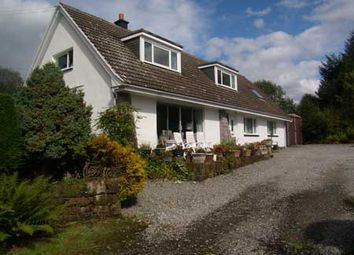Thumbnail 4 bedroom detached house for sale in Corriedoo, Dalry, Castle Douglas, Kirkcudbrightshire