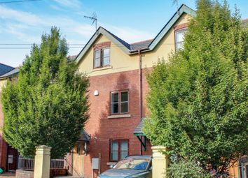 Thumbnail 3 bed terraced house for sale in Romilly Crescent, Canton, Cardiff
