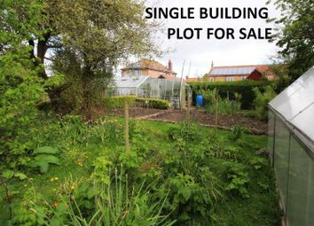 Thumbnail Land for sale in Building Plot, North Frodingham, Driffield