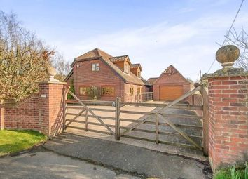 Thumbnail 4 bedroom detached house for sale in Burwell, Louth, Lincolnshire