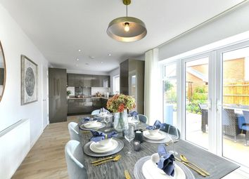 4 bed semi-detached house for sale in Holborough Lakes, Manley Boulevard, Snodland, Kent ME6